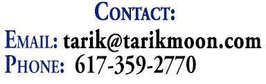 contact tarik adnan moon