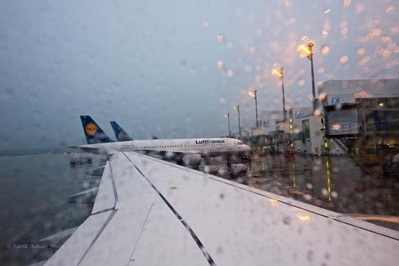 Gloomy Munich